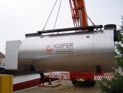 verhuur stoomketels boiler kuiper 4